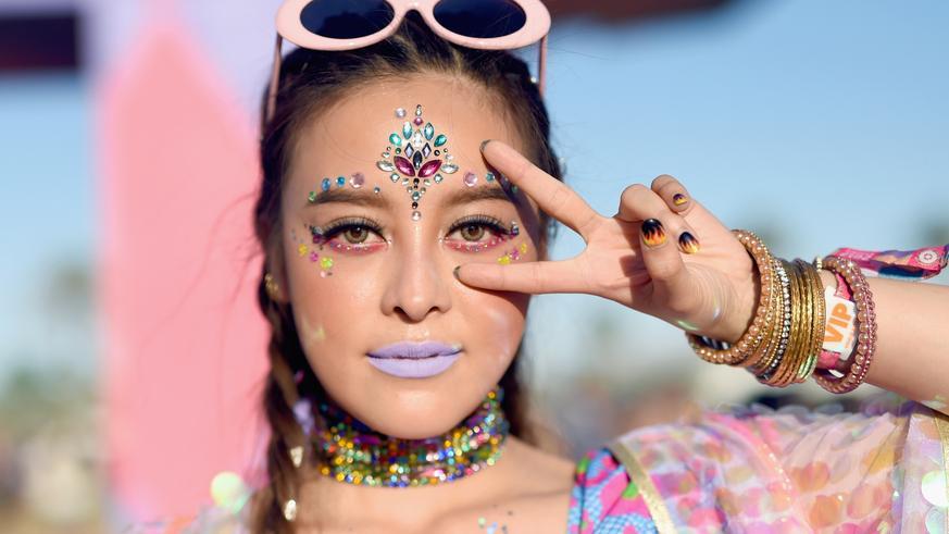 Makeup Trends Heat Up As Festival Season Begins