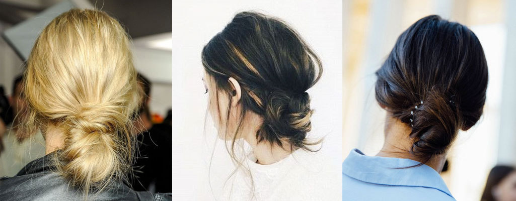 Why The Banana Bun Hairstyle Is The Ultimate Lazy Girl