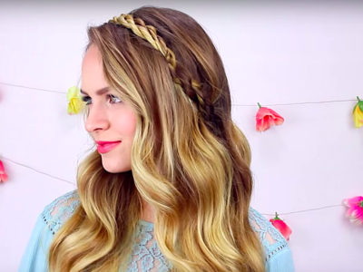 Spring Braids For Long Hair That You Will Fall Head Over Heels In Love With This Year