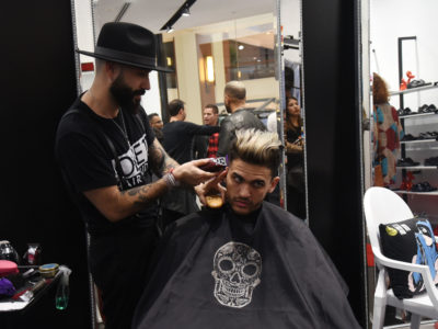 Men Are Looking Bolder in Miami: Jared Lang Store Opening