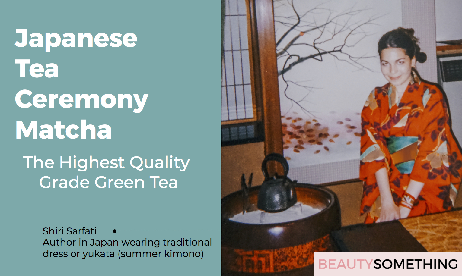 japanese tea ceremony matcha green tea