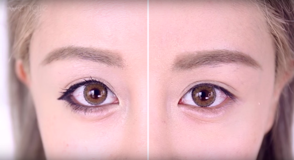 Puppy Eyeliner Is The Korean Beauty Makeup Trend You Need To Try