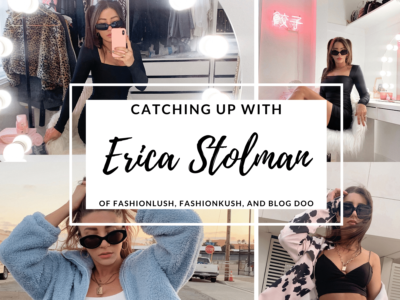 Soon to be Bride Erica Stolman of Fashionlush is All About Korean Skincare, Clean Beauty & CBD.