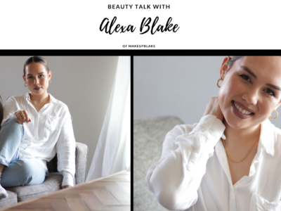 Conscious Beauty Tips from Makeup Mama Alexa Blake